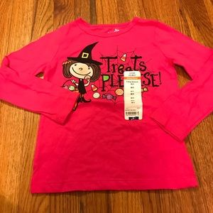 Bnwt witch long sleeved t
